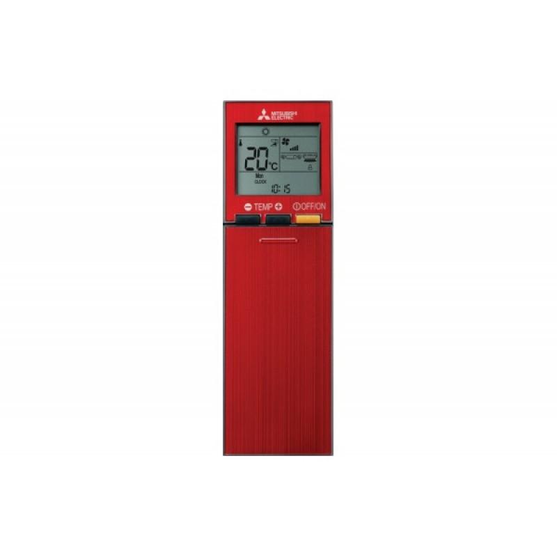 Mitsubishi Electric MSZ-LN50VGB-E1/MUZ-LN50VGHZ-ER1 серия Zubadan Inverter (цвет красный)